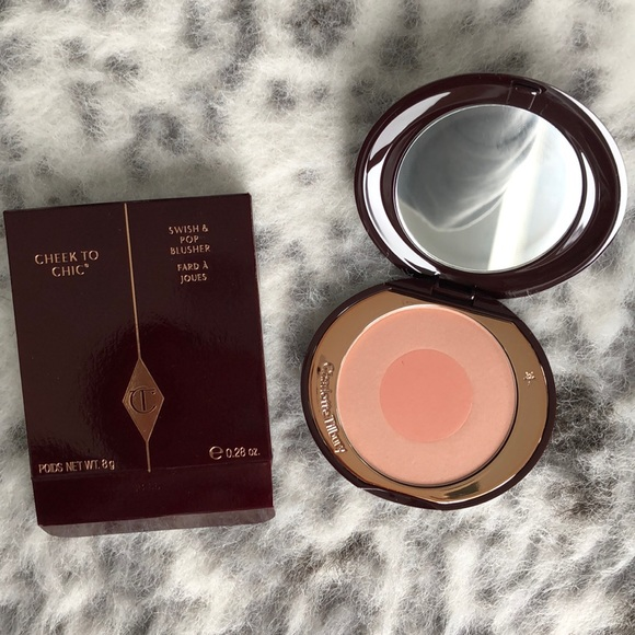 Charlotte Tilbury Other - Charlotte Tilbury Cheek to Chic Blush